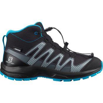 Salomon XA PRO 3D V8 MID CSWP J, dječje cipele za planinarenje, crna
