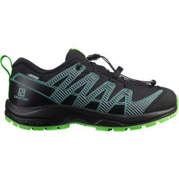 Salomon XA PRO 3D V8 CSWP J, cipele za planinarenje, crna