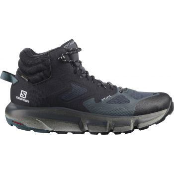 Salomon PREDICT HIKE MID GTX, muške cipele za planinarenje, crna