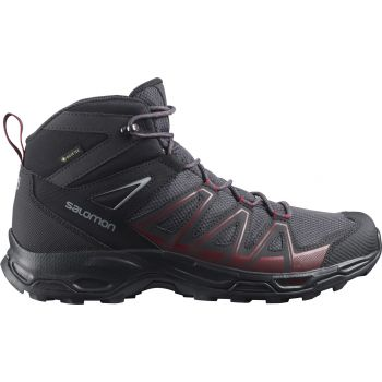 Salomon ROBSON MID GTX, muške cipele za planinarenje, siva