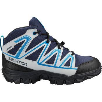 Salomon SKOOKIE 2 MID CSWP J, dječje cipele za planinarenje, plava
