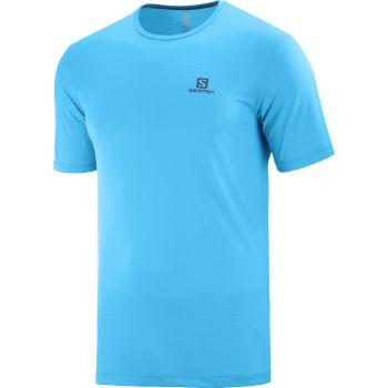 Salomon AGILE TRAINING TEE M, muška majica za trčanje, plava