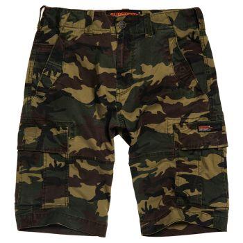 Superdry CORE CARGO SHORTS, muške hlače, uzorak