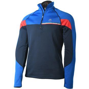 Mico MA00651, muški skijaški flis, plava
