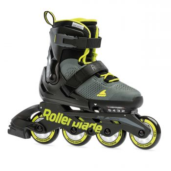 Rollerblade MAXX, dječje role, siva
