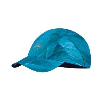 Buff PRO RUN CAP R-B-MAGIK, kapa, plava