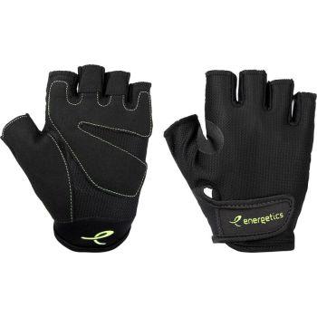 Energetics MFG150, muške rukavice za fitnes, crna