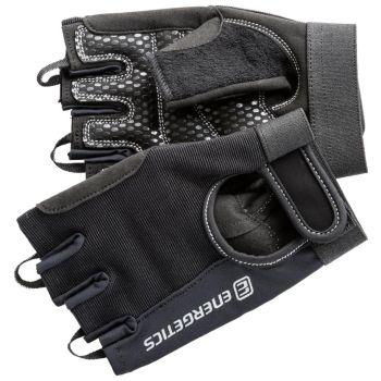 Energetics MFG310, muške rukavice za fitnes, crna