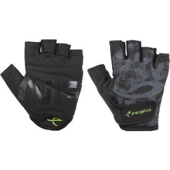 Energetics MFG350, muške rukavice za fitnes, crna