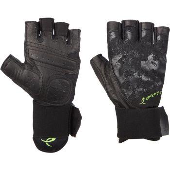 Energetics MFG750, muške rukavice za fitnes, crna
