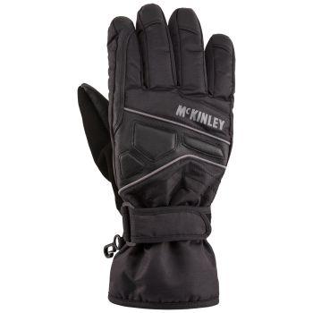 McKinley MORRELLO UX, muške skijaške rukavice, crna