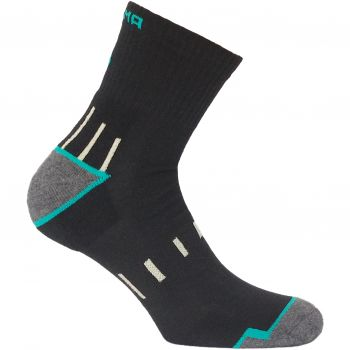 Dogma MOUNTAIN GOAT, muške planinarske čarape, crna