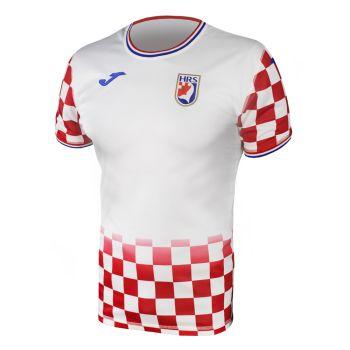 Joma CR.101011.20, muška majica, bijela