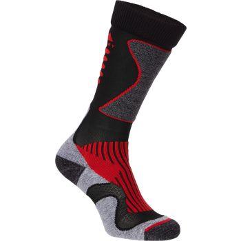McKinley NEW NILS UX, muške skijaške čarape, crna