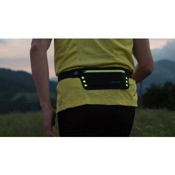 Wheel Bee WAIST BAG, torbica za trčanje, crna
