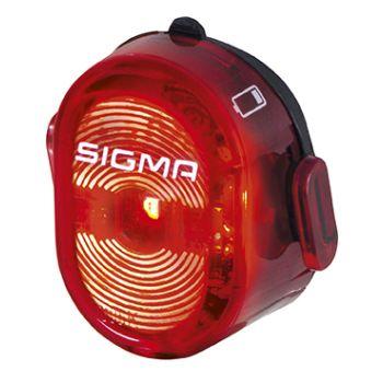 Sigma NUGGET II FLASH, svjetlo za bicikl, crna