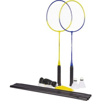 Pro Touch SPEED 100 - 2 PLY NET SET, set badminton, žuta