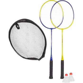 Pro Touch SPEED 100 - 2 PLY SET, set badminton, žuta