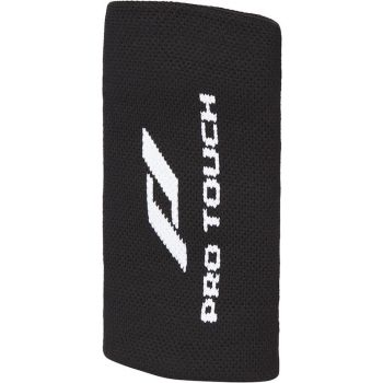 Pro Touch WRISTBAND, znojnik teniski, crna