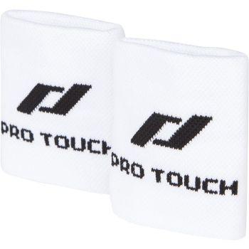Pro Touch WRISTBAND 2/1, znojnik teniski, bijela