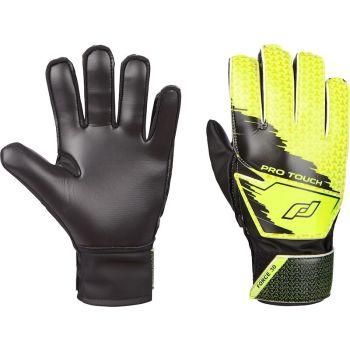 Pro Touch FORCE 30 BG, dječje nogometne rukavice, crna