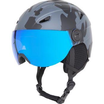 Tecnopro PULSE REVO, dječja skijaška kaciga, crna