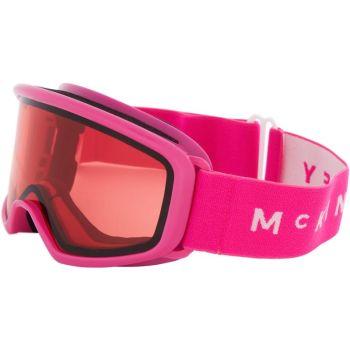 McKinley PULSE S, dječje skijaške naočale, roza