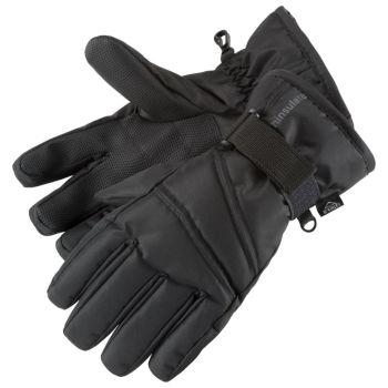 McKinley RONN II JRS, dječje skijaške rukavice, crna