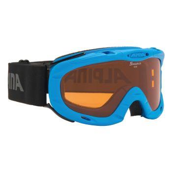 Alpina RUBY S SH, dječje skijaške naočale, plava
