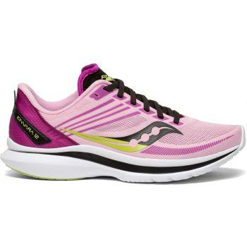 Saucony KINVARA 12, ženske tenisice za trčanje, roza