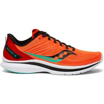 Saucony KINVARA 12, muške tenisice za trčanje, narančasta