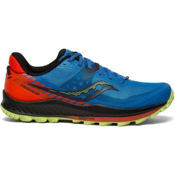 Saucony PEREGRINE 11, muške tenisice za trail trčanje, plava