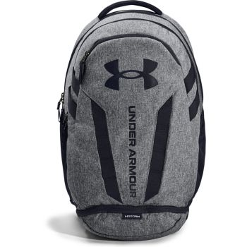 Under Armour HUSTLE 5.0 BACKPACK, crna