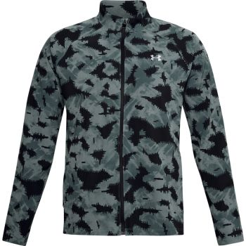 Under Armour LAUNCH3.0 STORM PRINT JKT, muška jakna, uzorak