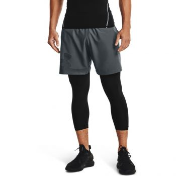 Under Armour WOVEN GRAPHIC SHORT, muške fitnes hlače, crna