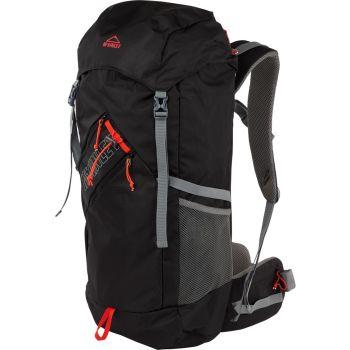 McKinley SCOUT CT 50 VARIO, planinarski ruksak, crna