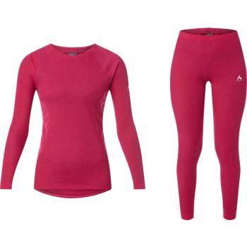 McKinley SET YAEL II/YANA II WMS, donje rublje žensko set, roza