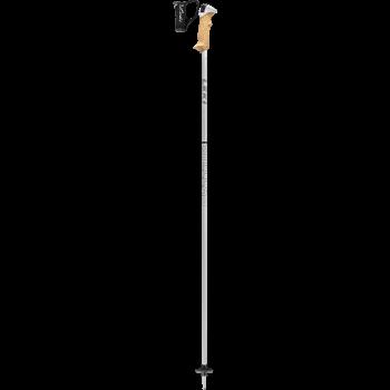 Leki STELLA S, dječji skijaški štapovi, srebrna