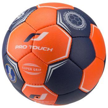 Pro Touch SUPER GRIP, lopta rukometna, narančasta