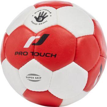 Pro Touch SUPER GRIP, lopta rukometna, bijela