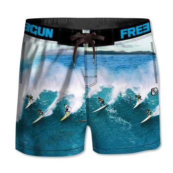 Freegun SW/FG/C/3/FCC/SUW, kupaće, višebojno