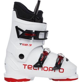 Tecnopro T50-3, dječje pancerice, bijela