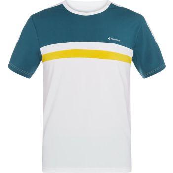 Tecnopro TONY UX, muška majica za tenis, bijela