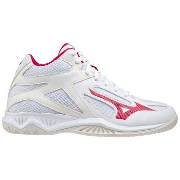 Mizuno THUNDER BLADE 3 MID, ženske tenisice, bijela