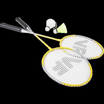 Victor VIC FUN HOBBY SET B, set badminton, žuta