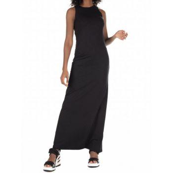 Superdry JERSEY MAXI DRESS, odjeća, crna