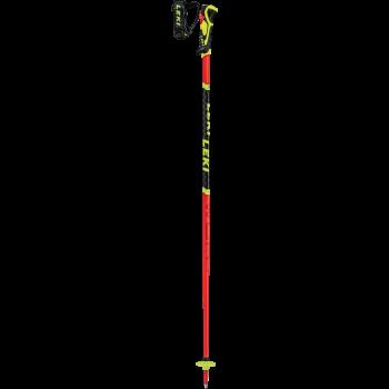 Leki WC RACING SL LITE 3D, dječji skijaški štapovi, crna