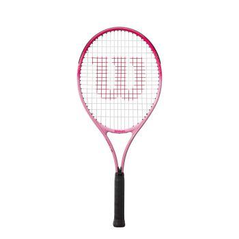 Wilson BURN PINK 25, dječji reket za tenis, roza