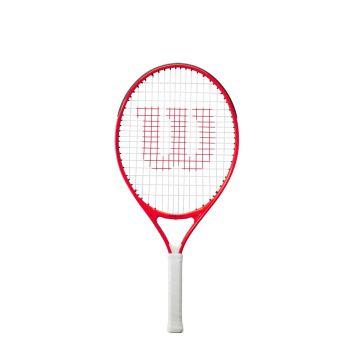 Wilson ROGER FEDERER 23, dječji reket za tenis, crvena