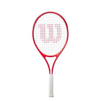 Wilson ROGER FEDERER 25, dječji reket za tenis, crvena